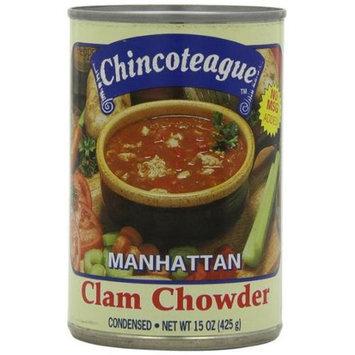 Chincoteague Seafood 90704 Manhattan Clam Chowder
