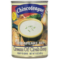 Chincoteague Seafood 90954 Cream of Crab Soup
