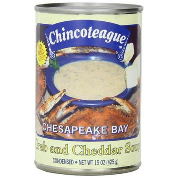 Chincoteague Seafood 90854 Crab and Cheddar Bisque