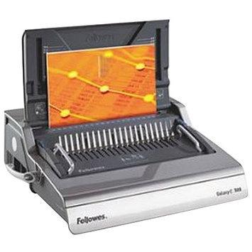Fellowes Manufacturing Company FEL5218201 - Fellowes Galaxy 500 Manual Comb Binding Machine