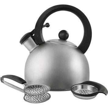 Wilton Brands 2503-1108Copco Brushed Ss 3pc Tea Set
