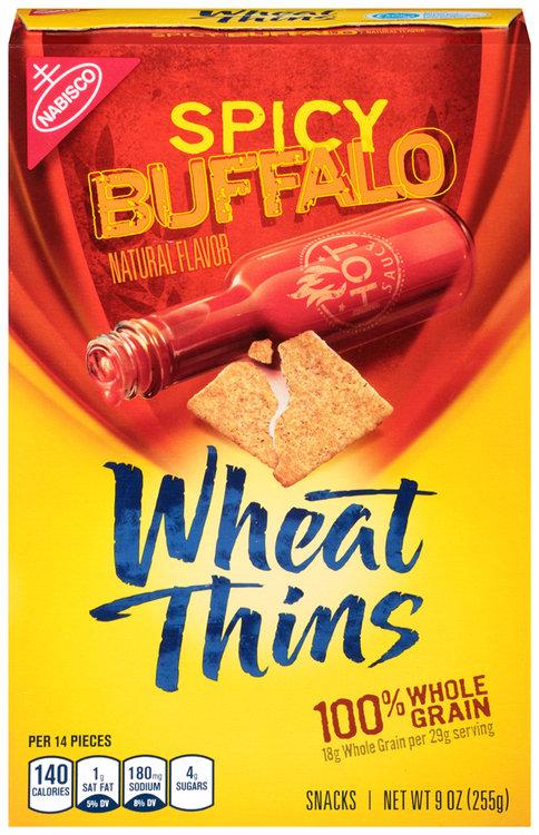 Nabisco Wheat Thins Sundried Tomato & Basil Crackers