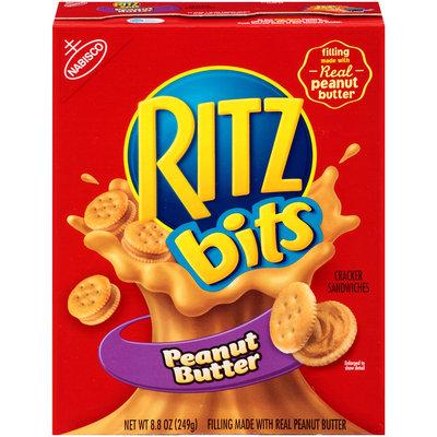 Nabisco RITZ Bits Peanut Butter Cracker Sandwiches