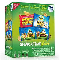 Nabisco Snacktime Fun, Variety Pack