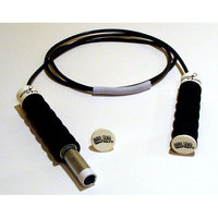 All Pro Exercise Products Rubber Weigh-To-Jump Rope