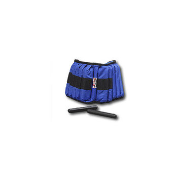 All Pro 20 lb Adjustable Ankle Weight