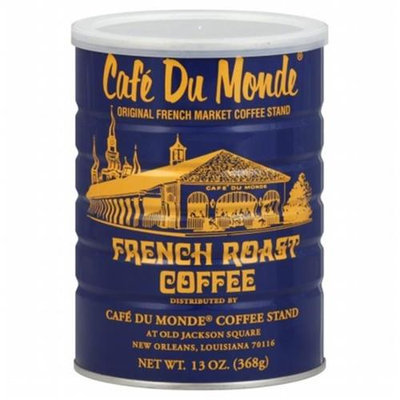 KeHe Distributors 402177 CAFE DU MOND COFFEE FRENCH ROAST - Case of 12 - 13 OZ