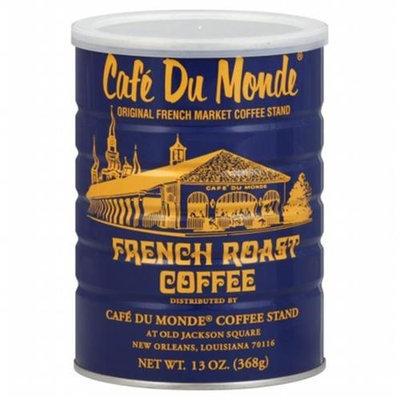 KeHe Distributors 402177 CAFE DU MOND COFFEE FRENCH ROAST - Case of 12 - 13 OZ