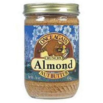 Once Again B00413 Once Again Smooth Almond Butter No Salt - 1x9lb