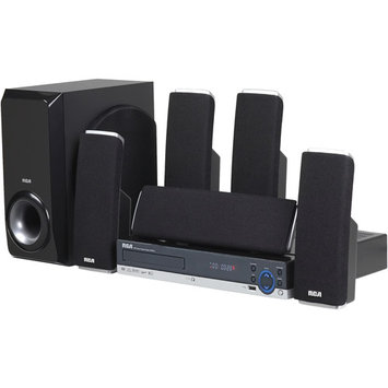 Thomson, Inc RCA RTD317W Home Theater System with 1080p Upconvert DVD
