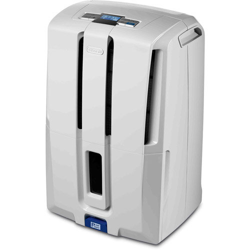 DeLonghi 70-Pint Dehumidifier with Patented Pump DD70PE