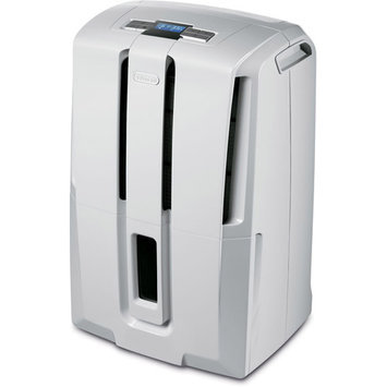 DeLONGHI Energy Star 45-pint Dehumidifier White