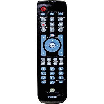 RCA RCRN03BR Three Device Universal Remote Control