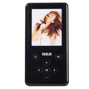 Audiovox 4GB VIDEO MP3 PLAYER WITH FM RADIO