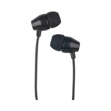 Rca Earphone - Stereo - Black - Mini-phone - Wired - 20 Hz 20 Khz - Earbud - Binaural - In-ear (hp159bk)