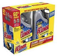 Liquid Plumr Liquid-Plumr Full Clog Destroyer 2 x 128 oz.