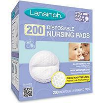 Lansinoh Disposable Nursing Pads 200ct