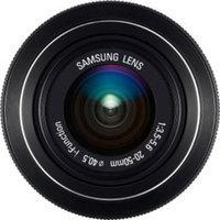 Samsung 20-50mm f/3.5-5.6 ED II Lens, Black