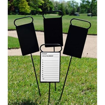 JTD Enterprises PM-METAL Metal Proximity Marker With 50 Cards Set of 4