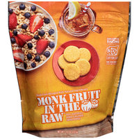 Monk In The Raw Monk Fruit in the Raw 100% Natural Zero Calorie Sweetener, 4.8 oz
