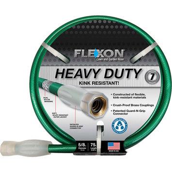 Commerce Corp - Flexon 5/8in x 75 Feet Weather Beater Garden Hose