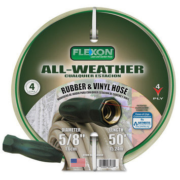 Flexon All Weather Hose 5/8in x 50ft