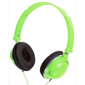SoundLogic KHB-12-5878 Kids Headphone - Green