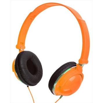 SoundLogic KHB-12-5878 Kids Headphone - Orange