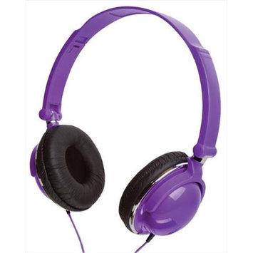SoundLogic KHB-12-5878 Kids Headphone - Purple