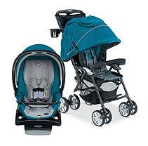 Combi Cabria Travel System, Teal
