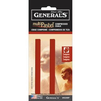 General's Compressed Pastel Chalk