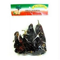 El Guapo B06511 El Guapo California Chili Pods -12x3oz