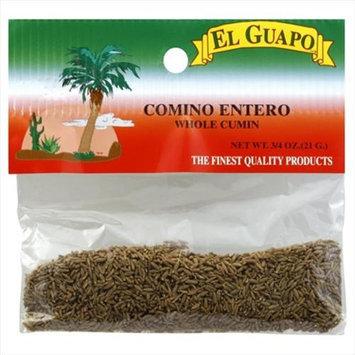 El Guapo Cumin Whle 0.75 OZ, Pack Of 12