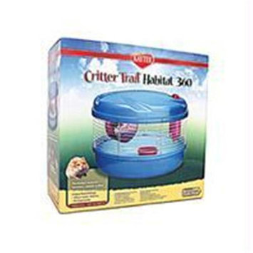 Super Pet Kaytee Crittertrail Habitat 360 14.5 X 10.5 In