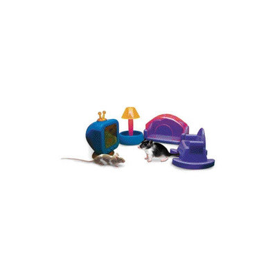 Super Pet Sit and Living Room (4 Piece Set)