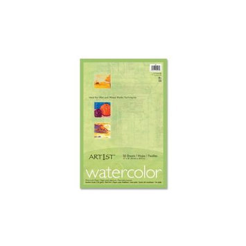 Pacon Corporation Pac4927 Art1St Watercolor Pads 12 X 18