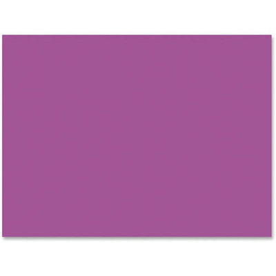 Pacon Peacock Heavyweight Construction Paper, Magenta