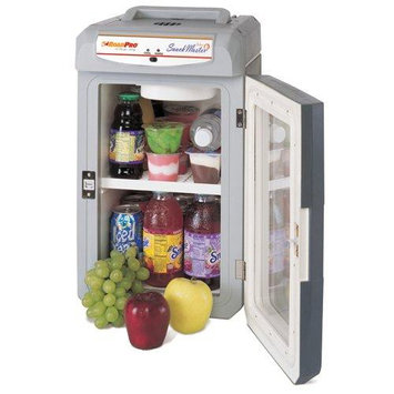 RoadPro RPSF5235 12-Volt SnackMaster Deluxe Family Size Cooler-Warmer