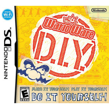 Nintendo DS - Warioware D.I.Y.