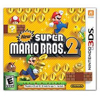 Nintendo CTRPABEE New Super Mario Bros 2 3DS