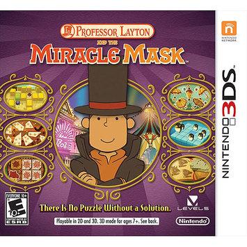 Nintendo CTRPAKKE Professor Layton Miracle Mask for Nintendo 3DS