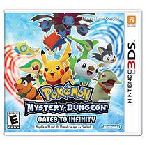 Nintendo 3DS Pokemon Mystery Dungeon: Gates To Infinity