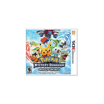 Nintendo 3DS Pokemon Mystery Dungeon: Gates To Infinity