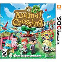 Nintendo Animal Crossing: New Leaf 3DS