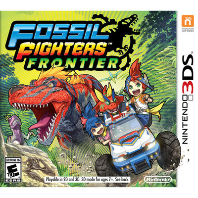 Red Entertainment Fossil Fighters Frontier - Nintendo 3ds