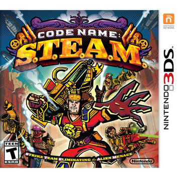 Code Name: S.t.e.a.m. - Nintendo 3ds