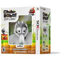 Chibi-robo Zip Lash + Chibi-robo Amiibo Figure - Nintendo 3ds