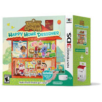 Animal Crossing Happy Home Designer Bundle - 3DS by 3DS
