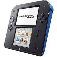 Nintendo 2DS Handheld Gaming System - Electric Blue