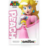 Nintendo NVLCABAC Supermario Amiibo Peach Wiiu